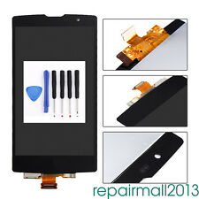 Black LCD Touch Screen Digitizer Assembly Replacement Tools For LG G4c H735 H736