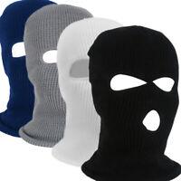 Doux et chaud Masque tactique Masque de ski Couverture complète Bonnet d 'hiver