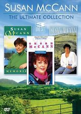 Susan McCann The Ultimate Collection 3 DVD Set Irelands First Lady of Country