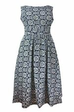 Viscose Party/Cocktail Paisley Dresses for Women