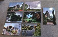 VINTAGE POST CARD POSTCARD SET SHROPSHIRE  NEWPORT - 7 VIEWS TOWN CANAL CHURCH