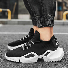 Men's Breathable Sneakers Casual Outdoor Sports Running Jogging athletic shoes