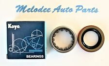 1 KOYO Japanese Rear Wheel Bearing W/Seal set for LINCOLN TOWN CAR & CONTINENTAL