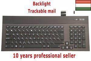 Keyboard Hungarian for Asus G74 G74SX 04GN562KHU00-1 Billentyűzet Magyar Backlit