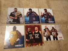 Team 3D Bully Ray Devon TNA Total Nonstop Action Wrestling 8x10 Photo lot of 6