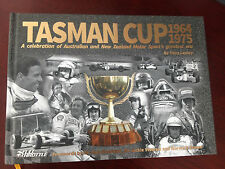 THE TASMAN CUP BOOK 1964 TO 1975