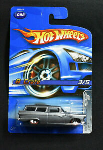 Hot Wheels 2005 Red Lines 3 of 5 8 Crate (400)