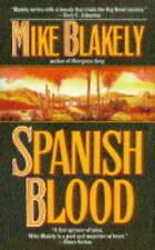Spanish Blood-ExLibrary