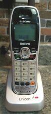 Uniden ECX85 5.8 GHz Single Line Cordless Phone