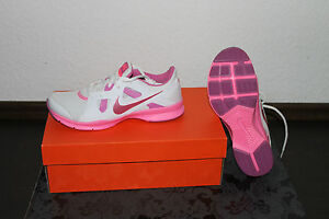 Nike IN Season Ladies Trainer Fitness Shoe Pink White all Sizes New with Box