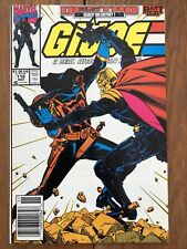 G.I. Joe, A Real American Hero #118 (Nov 1991 Marvel) Destro vs. Cobra Commander