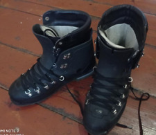 vintage swiss  boots Size 8.5 / trekking boots