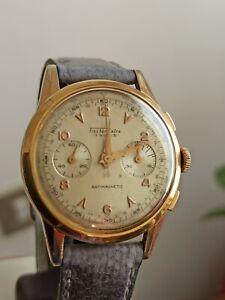 Cronografo vintage valjoux 92