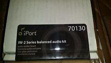 iPort 70130 IW-2 Series Balance Audio Upgrade Kit (White)