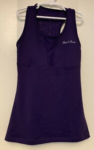 Purple PEARL IZUMI women's S Cycling Bike Biking Tank Top Jersey Small
