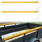 KUAFU 2 Sided Trailer Tailgate Liftgate Ramp Lift Assist System 300 Pounds