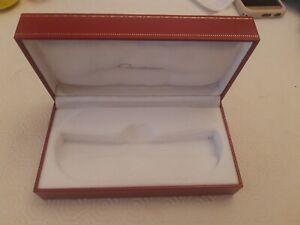 Scatola Porta Occhiali Cartier Box Sun Glasses Vintage
