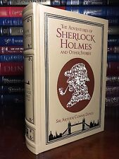 Adventures of Sherlock Holmes & Others Arthur C. Doyle Brand New Leather Bound