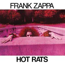 Frank Zappa HOT RATS 180g GATEFOLD Remastered PALLAS New Sealed Vinyl LP