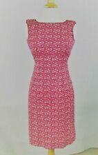 Anthropologie Nanette Lepore Floral Pencil Dress Open Back Sz 2 - NWOT