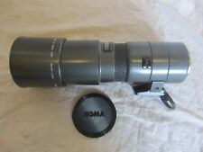 Sigma 400mm f/5.6 AF Multi Coated CANON EOS fit DSLR/SLR