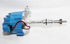 High Energy Ignition Distributor fit Ford Windsor 221 260 289 302 V8 red or blue