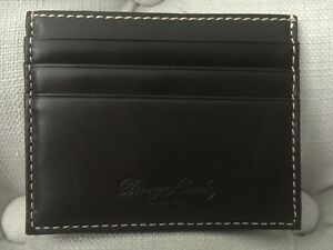 Dooney & Bourke Genuine Leather Credit Card Holder - Brand New w/ Tags
