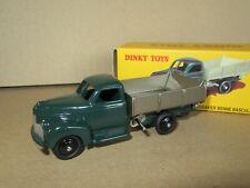 614P Dinky-Toys 25M Atlas Chine Studebaker Benne Basculante + Boite