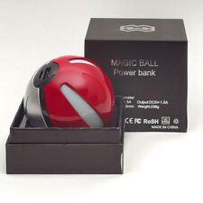 Pokemon Poke Ball USB Battery Charger Power Bank