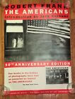 ROBERT FRANK The Americans LARGE POSTER Steidl 2008 NEW CONDITION Rolled MINT