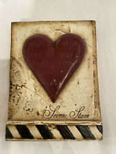Sid Dickens Memory Block T-175 Seven Of Hearts -Retired
