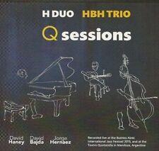 David Haney - Q Sessions [CD]