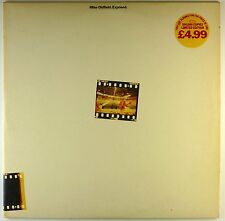 """2x 12"""" LP - Mike Oldfield - Exposed - A3812 - washed & cleaned"""