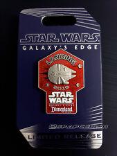 Disney Landing 2019 Star Wars Galaxy's Edge Cast Member Pin