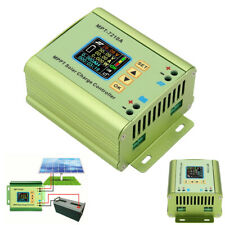 LCD MPT-7210A MPPT Solar Charge Controller Battery Charger 24/36/48/60/72V Boost