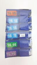 6 Pack Medical Arts Pressure Sensitive Labels Assorted Colors 16 Made In Usa