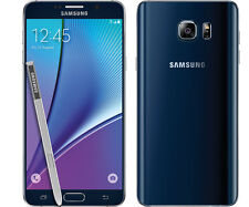 SAMSUNG GALAXY NOTE 5 N920P Usa 4gb 32gb Black 16mp Gps Android Lte Smartphone