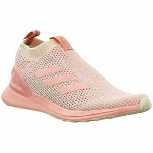 adidas Rapidarun Ll Knit   Kids Girls  Sneakers Shoes Casual   - Pink