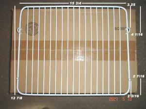 Mini Refrigerator Wire Shelf For 7.4 CU FT Mini Fridges