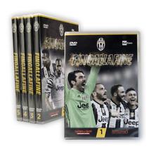 OPERA COMPLETA 5 DVD HASTA FINALMENTE FC JUVENTUS TODOS LOS DEPORTES TEMPORADA