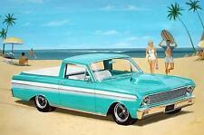 Oldtimer 1:25: Ranchero Pickup  1965 (Trumpeter 02512)