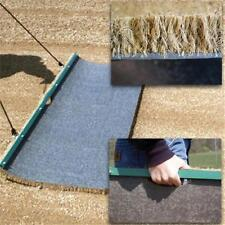 Large Cocoa Drag Mat - 6' x 2' - Baseball/Softball Field Maintenance