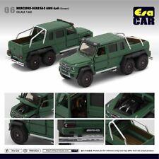ERA Car 1:64 2019 Release Green 2013 2014 2015 MERCEDES-BENZ G63 AMG 6X6 SUT