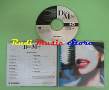 CD DISCO MESE 10 LOVE SONGS compilation PROMO LAUPER PAUL YOUNG POLICE (C35)