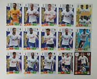2019/20 Premier League Soccer Cards EPL - Tottenham Team Set incl 3 shiny insert