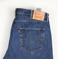 Levi's Strauss & Co Hommes 501 Jeans Jambe Droite Taille W38 L34 AVZ542