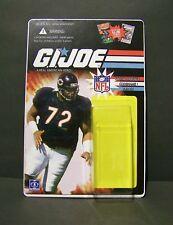 "Custom GI Joe blister and photo - card for ""The FRIDGE""  1986 mailaway promo"