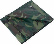 Telo telone occhiellato mimetico 120 gr/mq copertura protezione esterno