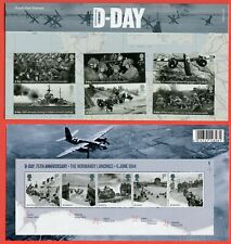 2019 75th Anniversary of D-Day Landings Presentation Pack No. 572