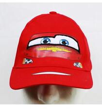 Cars Baseball Cap Child Size Licensed by Disney Red McQueen- New with Tags